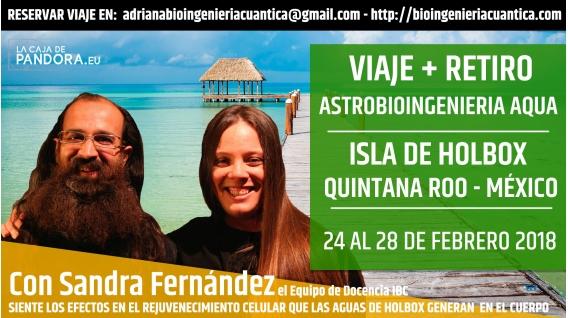 VIAJE + RETIRO EN ISLA DE HOLBOX MÉXICO – ASTROBIOINGENIERIA AQUA