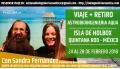 24 al 28 Febrero 2018 - VIAJE + RETIRO EN ISLA DE HOLBOX MÉXICO – ASTROBIOINGENIERIA AQUA