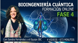 FASE 4 - Formación Bioingeniería Cuántica - Programa SEO con Sandra Fernández y Equipo IBC