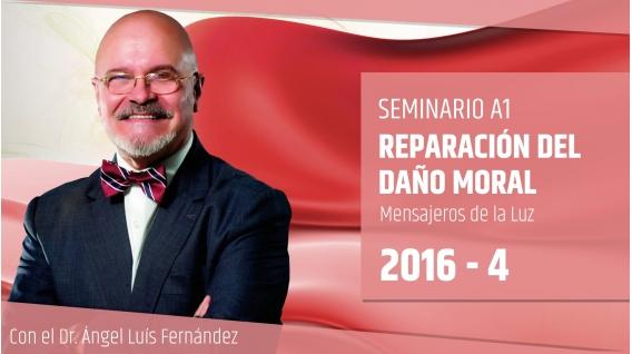IVB ( 2016 ) REPARACION DEL DAÑO MORAL - Dr. Ángel Luís Fernández