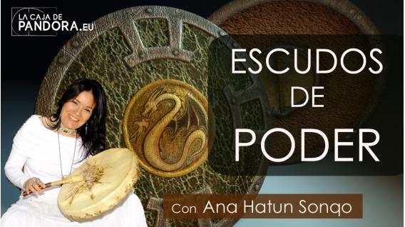 7 de febrero de 2018 - Taller ESCUDOS DE PODER. La protección chamánica. Con Ana Hatun Sonqo.