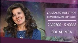 CRISTALES MAESTROS: COMO TRABAJAR CON ELLOS - SOL AHIMSA