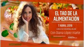 7 ABRIL 2018 - Curso Intensivo Alimentación: El Tao de la Alimentación - Alimentos, Salud y Emociones por Diana López Iriarte