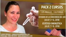 5, 6, 7 y 8 Julio 2018 ( Los Ángeles, California ) - RESERVA - PACK 2 TALLERES, con Marta Puig
