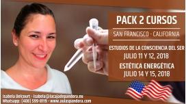 11, 12, 14 y 15 Julio 2018 ( San Francisco, California ) - RESERVA - PACK 2 TALLERES, con Marta Puig