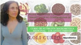 Nutrición Macrobiótica Medicinal: LOS ANTINUTRIENTES