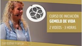 CURSO DE INICIACIÓN - GEMELO DE VIDA - Esther Francia ( Instituto Ataraxia )