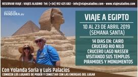 10 AL 23 DE ABRIL 2019 ( Semana Santa ) – VIAJE A EGIPTO CON LUIS PALACIOS Y YOLANDA SORIA – 14 DÍAS