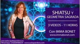 SHIATSU Y GEOMETRIA SAGRADA con Imma Bonet