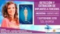 1 Septiembre 2018 ( Buenos Aires, Argentina ) - RESERVA - Taller - Detección y Extracción de Implantes a terceros  - Sol Ahimsa