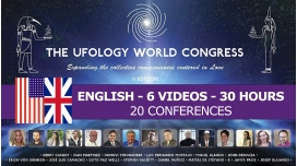 II Edition Congress THE UFOLOGY WORLD CONGRESS - English