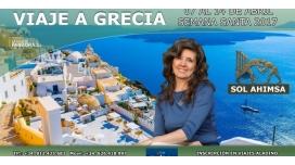VIAJE A GRECIA CON SOL AHIMSA