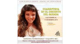 Del 1 Noviembre al 11 Diciembre 2019 - MERZOUGA, MARRUECOS – CUARENTENA EN EL DESIERTO DEL SAHARA