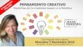 7 Noviembre 2018 ( En Directo ) - MasterClass: PENSAMIENTO CREATIVO Con Mariola Anna Alsina