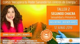 5 Junio 2019 ( Argentina, Buenos Aires ) - RESERVA - TALLER 2 SEGUNDO CHACRA Curso de Diana López Iriarte