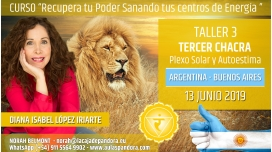 6 Junio 2019 ( Argentina, Buenos Aires ) - RESERVA - TALLER 3 TERCER CHACRA Curso de Diana López Iriarte