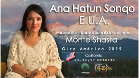 25,26 y 27 Octubre 2019 ( E.U.A Mountain View - California ) - RESERVA - RETIRO Encuentro internacional de Mujeres Monte Shasta
