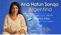 Del 17 al 22 Septiembre 2019 ( Buenos Aires, Argentina ) - RESERVA - PACK 3 TALLERES Y 1 SEMINARIO - ANA HATUN SONQO