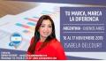 16 y 17 Noviembre 2019 ( Argentina ) - RESERVA - Taller: Tu Marca Marca la diferencia, con Isabela Delcourt