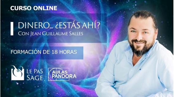 1, 2 y 3 de Marzo 2019 ( Curso online En directo ) - DINERO... ¿ESTÁS AHÍ?, Método MCHA con Jean Guillaume Salles
