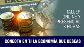 14 Abril 2019 ( Online y Presencial en Directo ) - Taller CONECTA EN TI LA ECONOMÍA QUE DESEAS con Juan Antonio Reig
