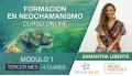( Tercer mes ) FORMACIÓN EN NEOCHAMANISMO, Módulo 1 - con Samantha Libertá