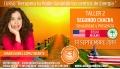 18 Septiembre 2019 ( EEUU, Miami ) - RESERVA - TALLER 2 SEGUNDO CHACRA Curso de Diana López Iriarte