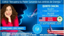 25 Mayo 2019 ( EEUU, Miami ) - RESERVA - TALLERES 5 Y 6 QUINTO CHACRA Curso de Diana López Iriarte