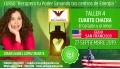 27 Septiembre 2019 ( EEUU, San Francisco ) - RESERVA - TALLER 4 CUARTO CHACRA Curso de Diana López Iriarte