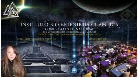 24 y 25 de agosto 2019 ( Teotihuacán, MÉXICO ) - Congreso Internacional de Bioingeniería Cuántica