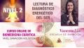 CURSO ONLINE BIOMEDICINA CUÁNTICA, N2: Lectura de diagnóstico energético del ser