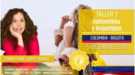 14 Marzo 2019 ( Colombia, Bogotá ) - RESERVA - TALLER 3 TERCER CHACRA Curso de Diana López Iriarte