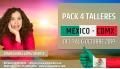Del 1 al 6 Octubre 2019 ( México, CDMX ) - RESERVA - Pack completo 7 Talleres Curso de Diana López Iriarte