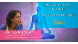 TALLER ONLINE LIMPIA TU AURA DE ENTIDADES con Gemma Vila