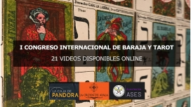 I Congreso Internacional de Baraja y Tarot - 21 Videos Disponibles