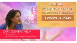 13 de julio (en Directo)  TALLER AVATAR: DESPIERTA TU PODER con Gemma Vila