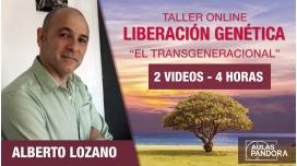 21 Junio 2019 ( En Directo ) - Taller Online: LIBERACIÓN GENÉTICA - Alberto Lozano