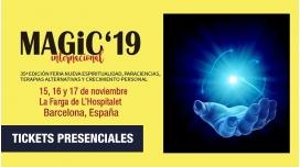 15,16 y 17 Noviembre 2019 ( Tickets Presenciales - Barcelona ) - MAGIC INTERNACIONAL'19