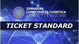 JORNADAS CONSCIENCIA CUÁNTICA - Ticket Standard