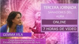 4 Mayo 2019 ( En Directo ) - Curso Sanadores del Aura, con Gemma Vila - TERCERA JORNADA
