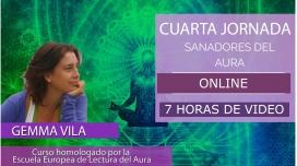 1 Junio 2019 ( En Directo ) - Curso Sanadores del Aura, con Gemma Vila - CUARTA JORNADA