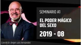 08 ( 2019 ) Seminario A1: EL PODER MÁGICO DEL SEXO con el Dr. Ángel Luís Fernández