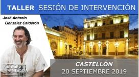 20 Septiembre 2019 ( Castellón, España ) - SESIÓN DE INTERVENCIÓN DIRECTA RECONÓCETE con José Antonio González Calderón