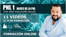 PNL 1 - BASES DE LA PNL con Jean Guillaume Salles ( 11 Videos, 21 Horas de Formación )