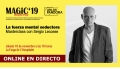 16 Noviembre 2019 ( Masterclass Online en Directo ) SERGIO LECCESE, La fuerza mental seductora - MAGIC'19