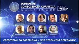 7 y 8 Marzo 2020 ( Barcelona, España ) - JORNADAS CONSCIENCIA CUÁNTICA