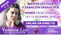 14 y 15 Diciembre 2019 ( Online en Directo ) Niveles de campo 1 y 2 - MÁSTER LECTURA Y SANACIÓN ENERGÉTICA