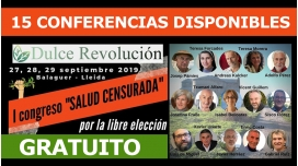 I CONGRESO SALUD CENSURADA - Todas las conferencias completas