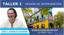 29 Abril 2020 ( Buenos Aires- Argentina ) RESERVA - SESIÓN DE INTERVENCIÓN DIRECTA RECONÓCETE con José Antonio González Calderón
