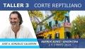 2 y 3 MAYO 2020 ( Buenos Aires, Argentina ) RESERVA - TALLER CORTE REPTILIANO ( 2 Jornadas ) con José Antonio González Calderón